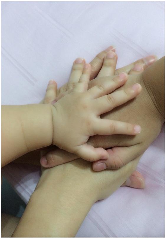 Darling, Ethan, Ayden and I