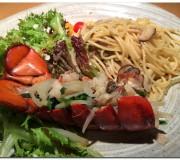 pasta zanmai lobster