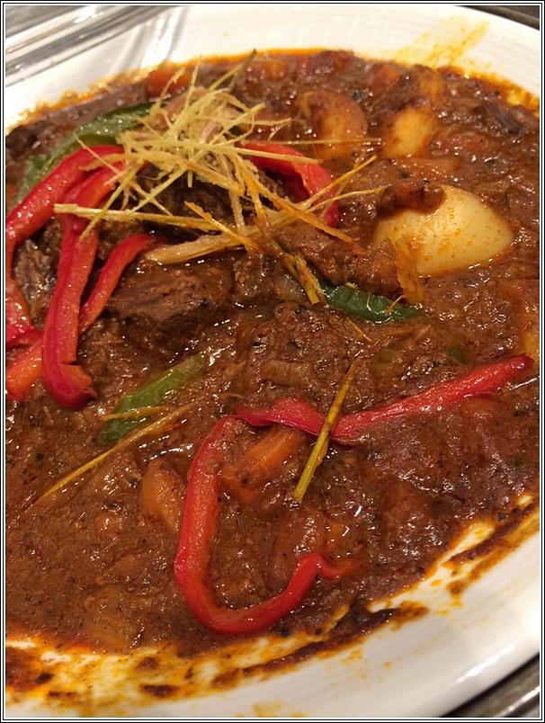 Aloft Ramadhan beef stew