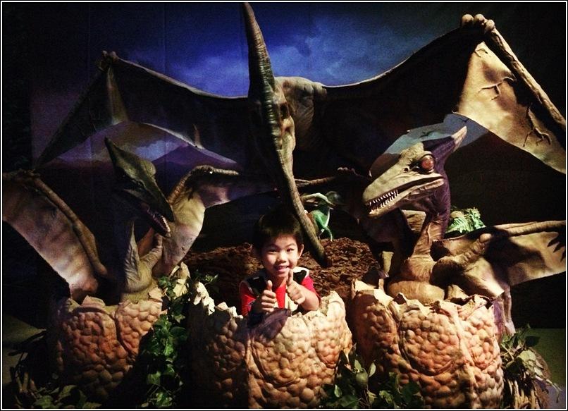 Avenue K Dinosaur Dinoscovery