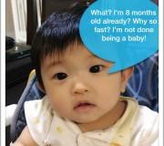 Ayden 8 months