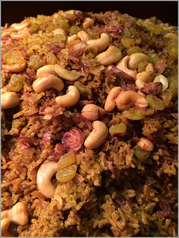 Dorsett Grand Ramadan buffet menu 6
