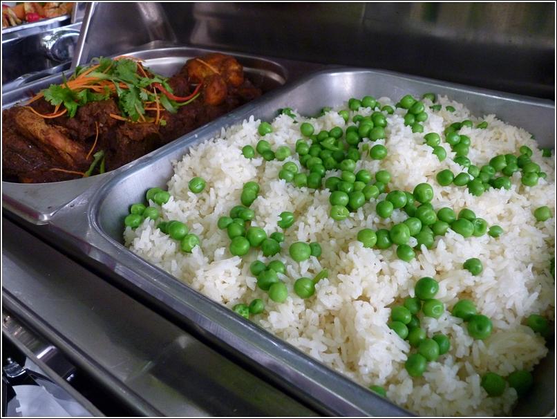 Ramadhan Saujana KL Nasi Minyak with Kacang Hijau