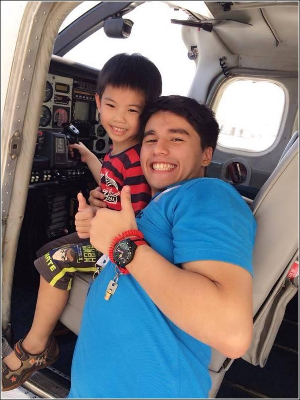 Subang International Air Carnival 2014_Captain James Tan