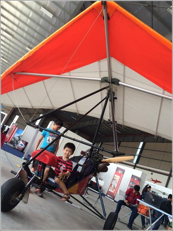 Subang International Air Carnival 2014_air glider