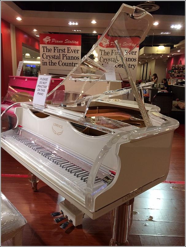Crystal Piano 3