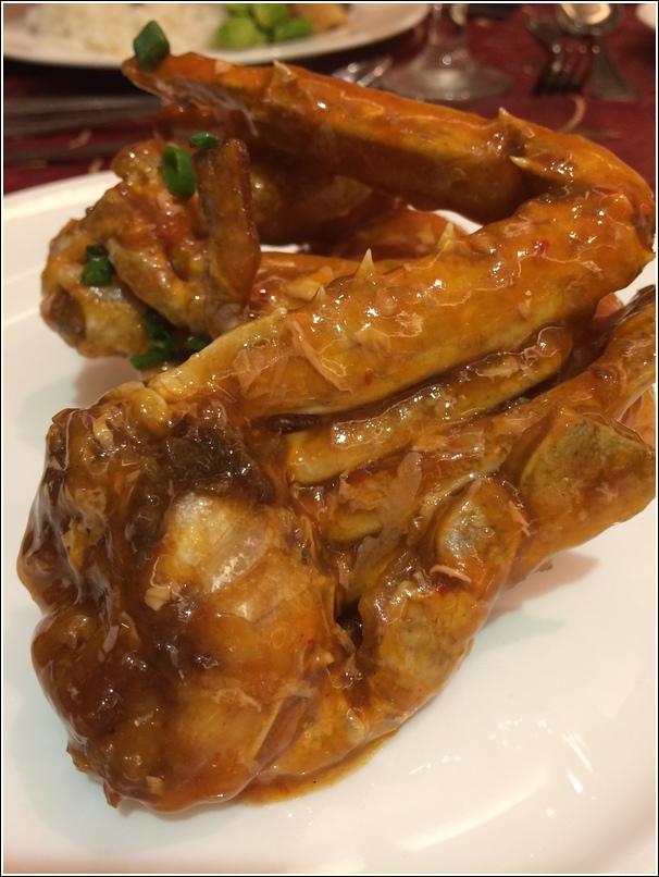 Dorsett Grand Ramadan buffet menu 5