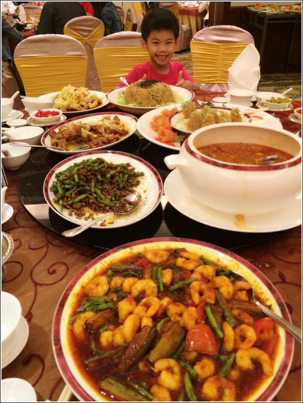 Dorsett Grand Ramadan buffet menu buka puasa