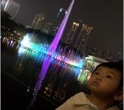 KLCC Light and Sound Show