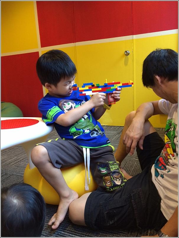 Thistle Port Dickson Lego Room