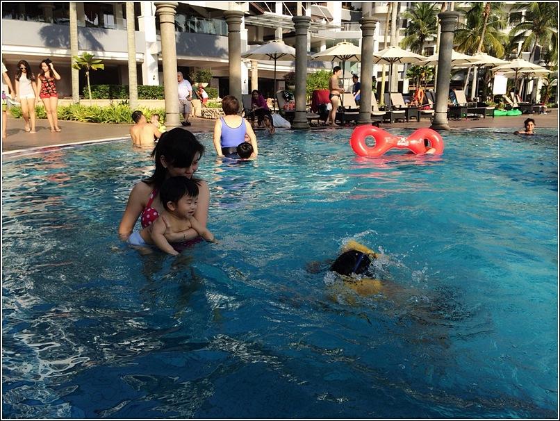 Thistle Port Dickson Swimming Pool