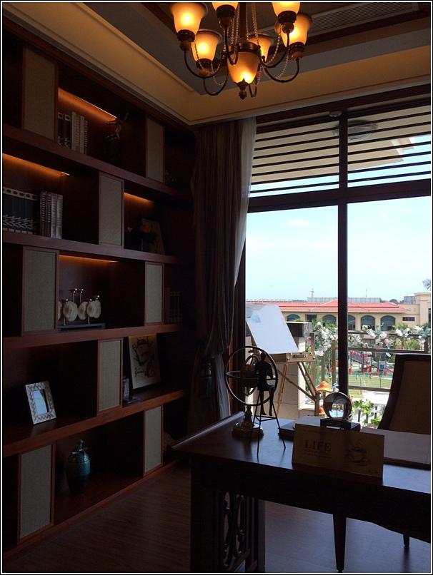 Diamond City Semenyih Mansion Study Room