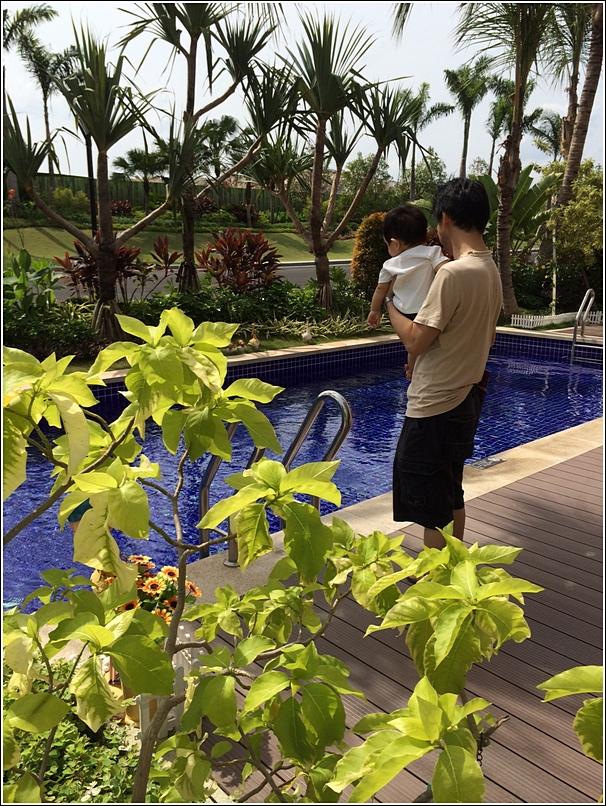 Diamond City Semenyih Mansion Swimming Pool