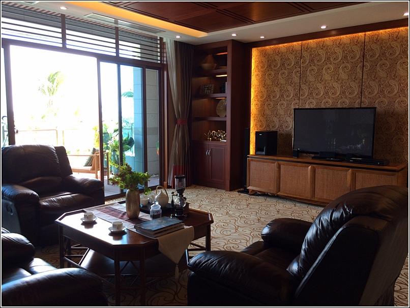 Diamond City Semenyih Mansion TV Room