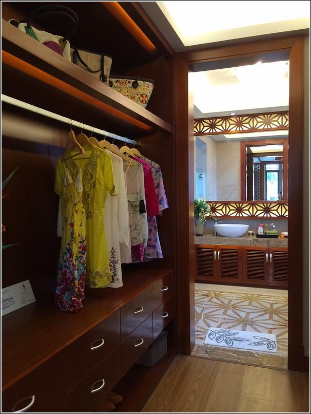 Diamond City Semenyih Mansion Walk In Closet