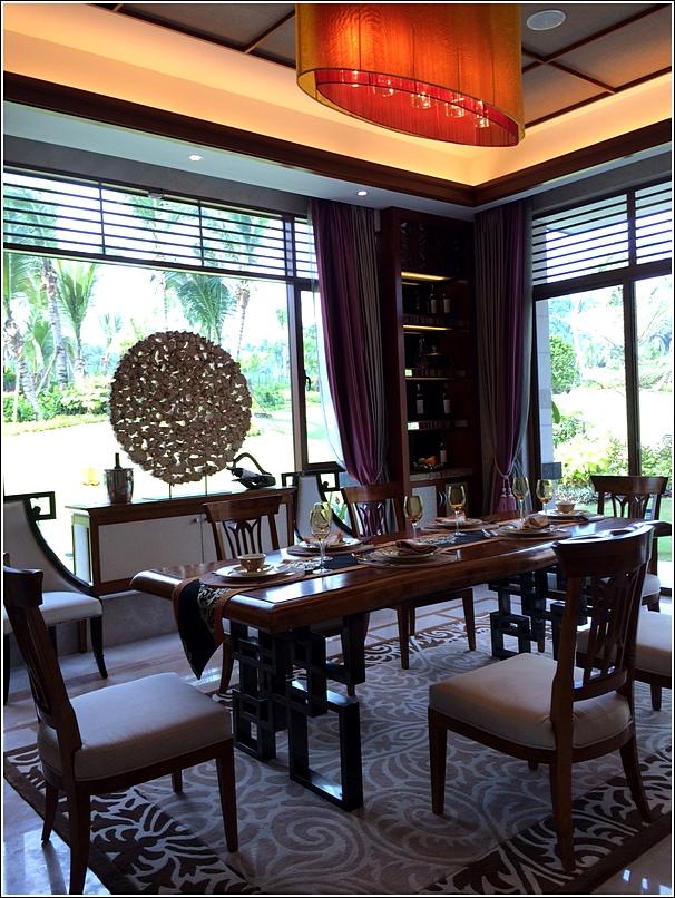 Diamond City Semenyih Mansion dining