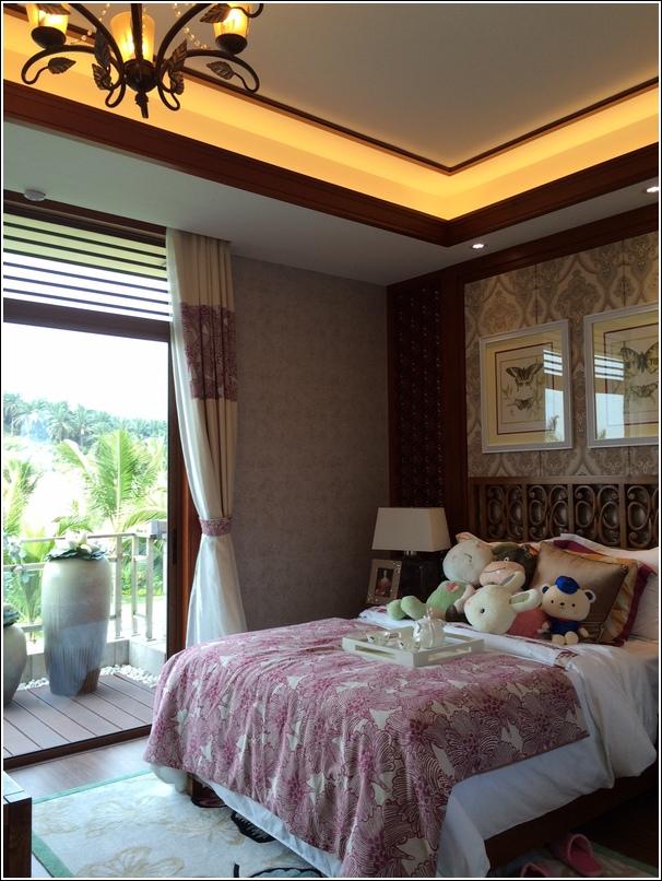 Diamond City Semenyih Mansion master bedroom 1