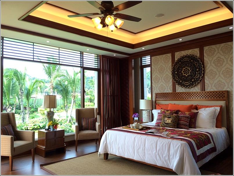 Diamond City Semenyih Mansion master bedroom