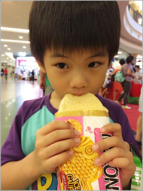 Korea food fair at 1U 3
