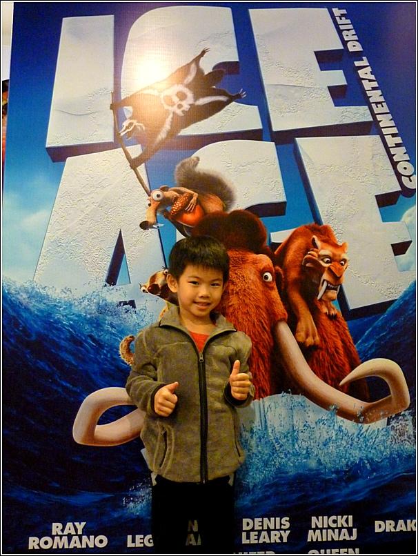 Ice Age Adventure 2014 movie posters
