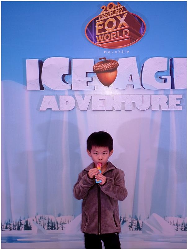 Ice Age Adventure Ice Cream