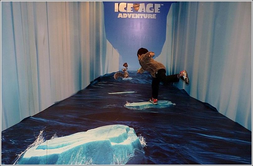 Ice Age Adventure Playground 3D pic