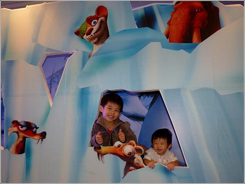 Ice Age Adventure Playground