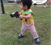 Kids playing with gun 5