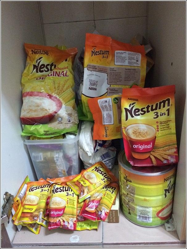 Nestle Nestum 3-in-1