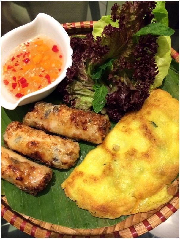 Vietnamese Fried Spring Roll