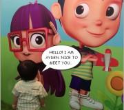 Ayden Samsung KidsTime App