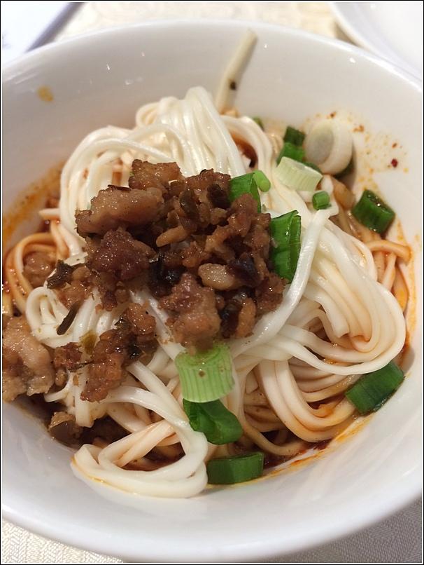 Si Chuan Dan Dan Noodle