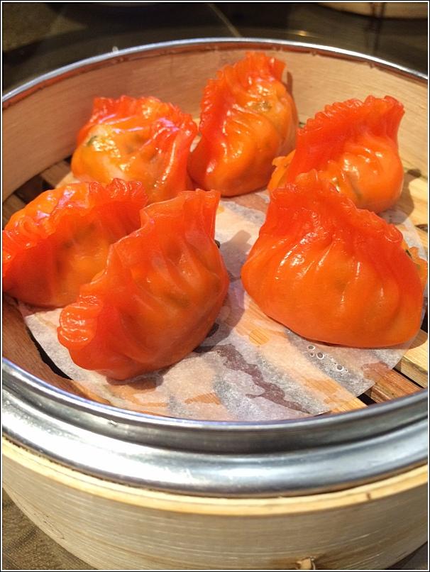 Steamed Celery Dumpling with Conpoy