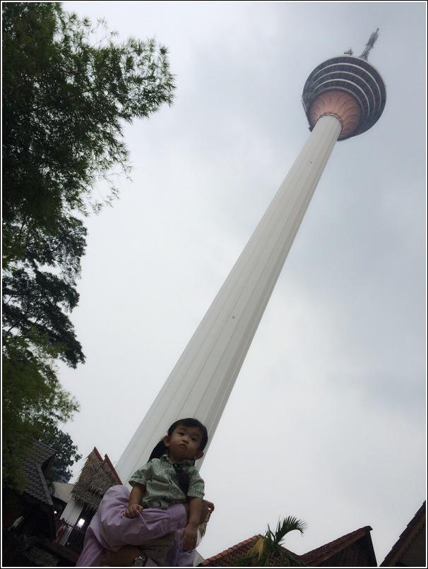 Submerryn Ayden at KL Tower