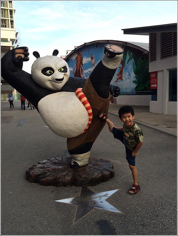kungfu panda i-city