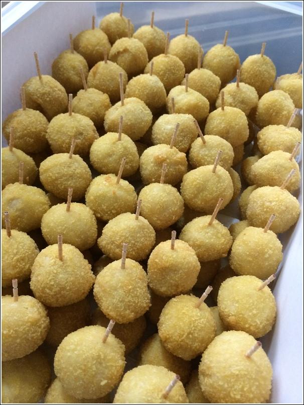 Ayamas Chicken Meat Balls 3