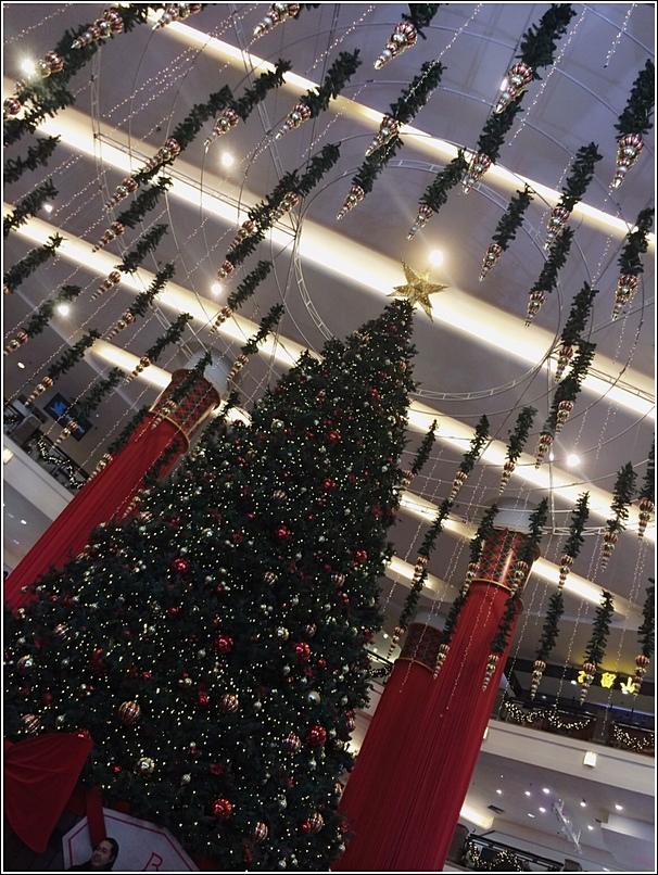 Berjaya Times Square Christmas Decor