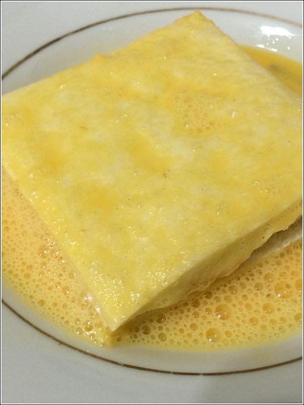 Cheesy French Toast 4
