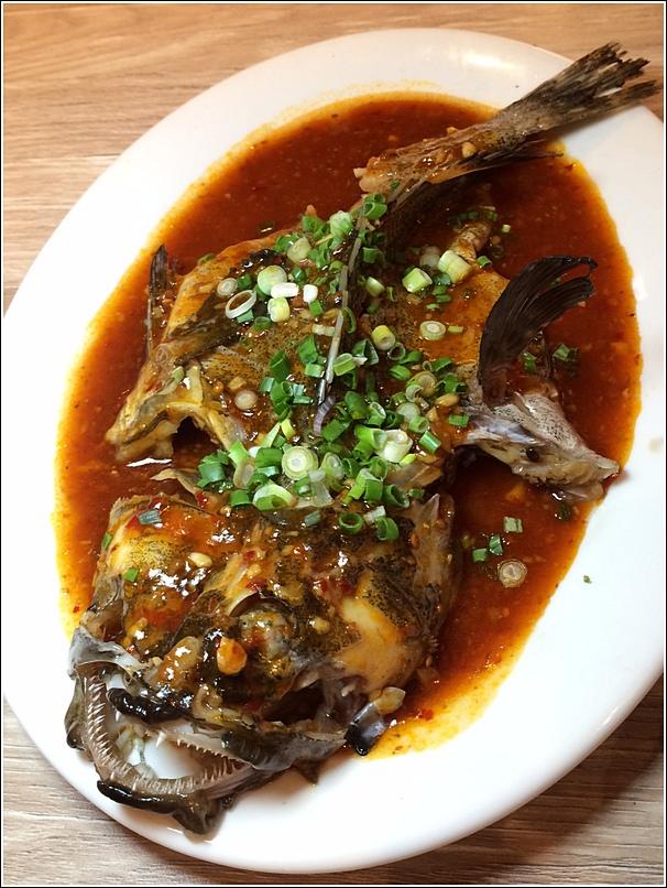 Parkroyal Seafood Buffet Fish