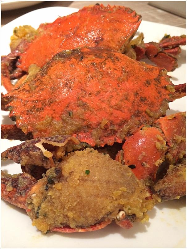Parkroyal Seafood buffet promotion crab ala carte 1