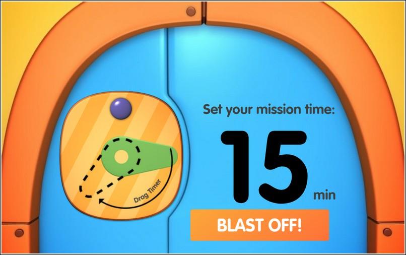 Samsung KidsTime Educational Apps Time Control