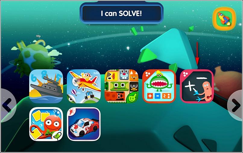 Samsung KidsTime I can SOLVE