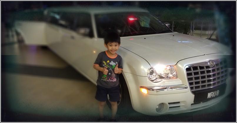 White Chrysler