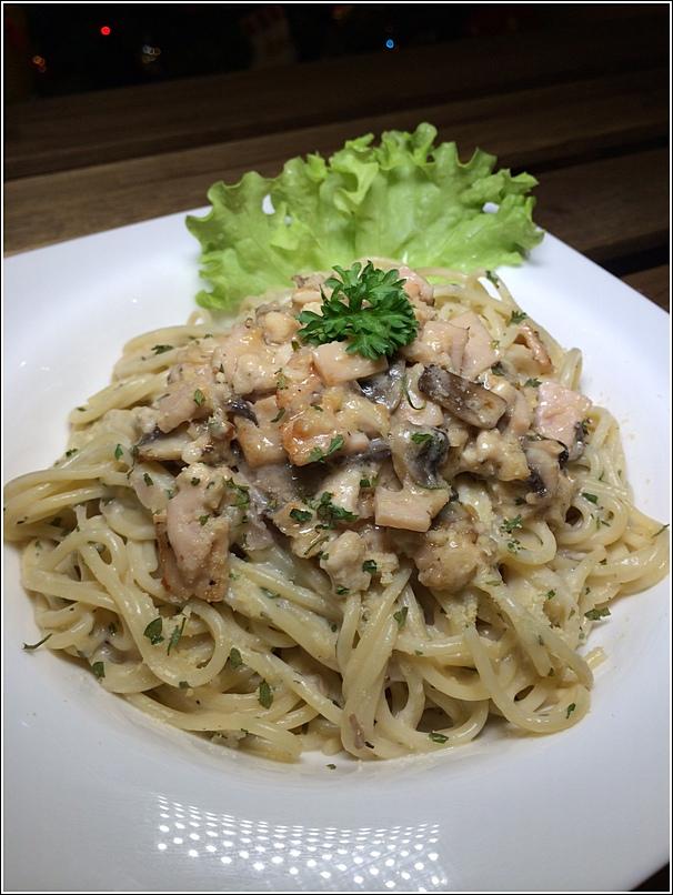 Bmon Pasta Carbonara