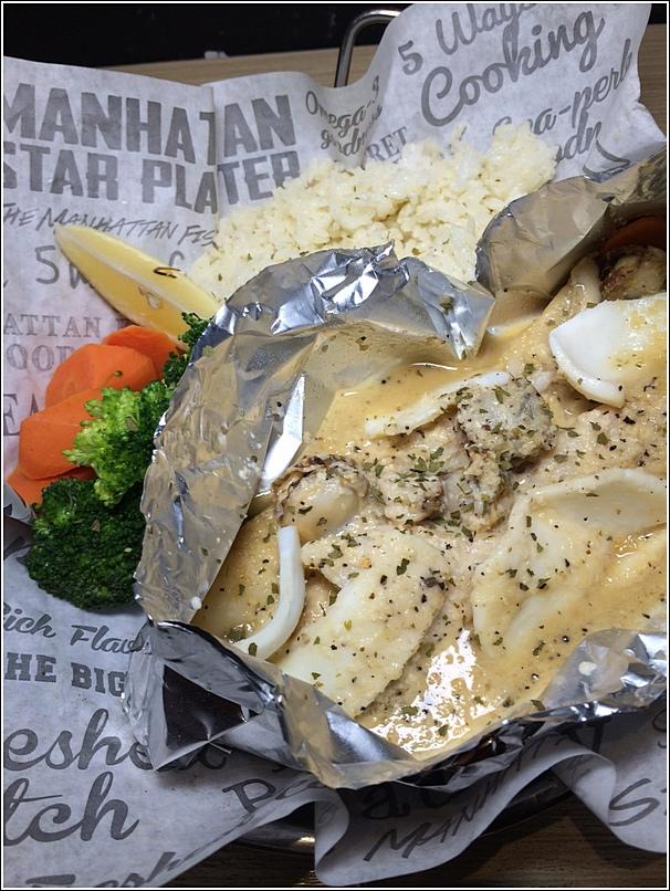 Manhattan Fish MarketCoastal Baked Seafood