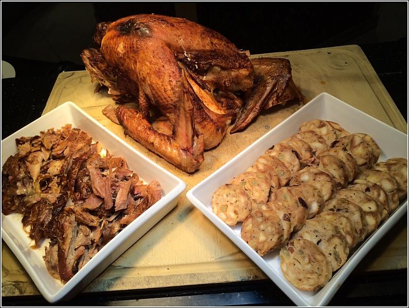 Parkroyal Christmas turkey
