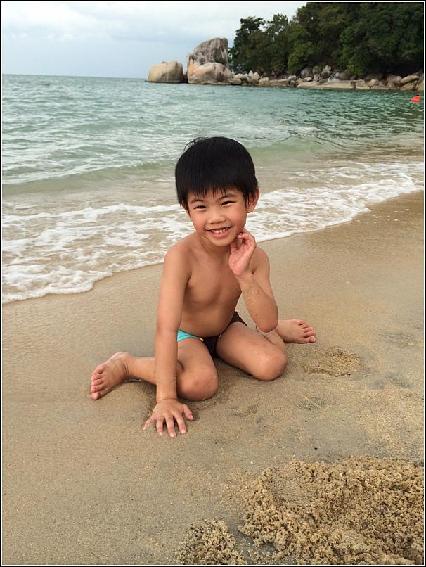 Rasa Sayang Shangri La Penang Beach