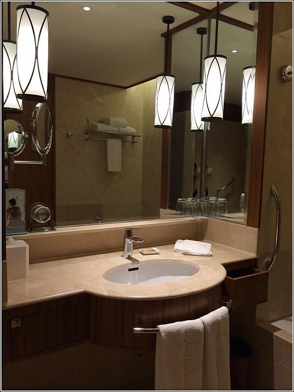 Rasa Sayang Shangri La Penang Washroom