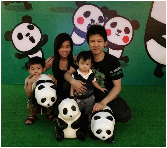 1600 panda exhibition