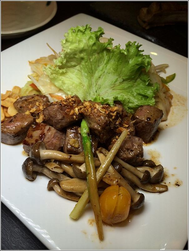 Meltique Teppanyaki Beef Special Set